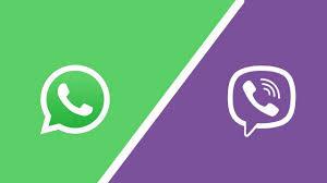 WhatsApp, Viber